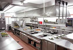 راه اندازی شغل تولید آشپزخانه صنعتی