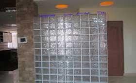 راه اندازی شغل تولید بلوک شیشه ای